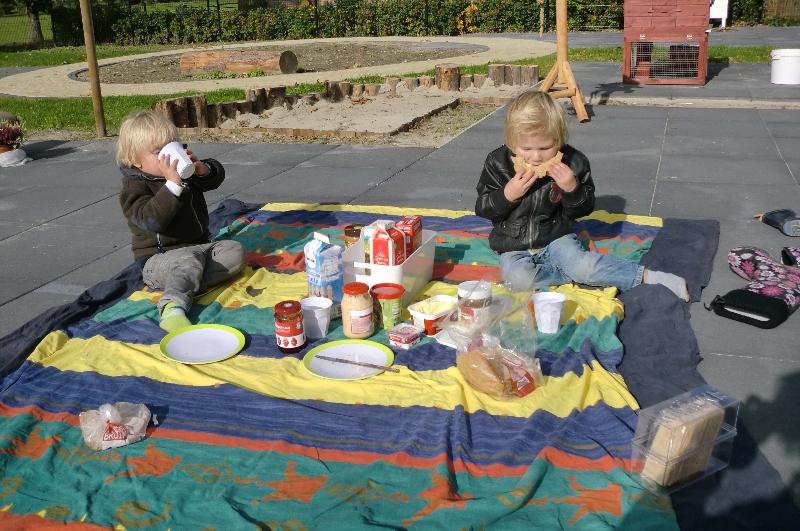 Lekker picknicken