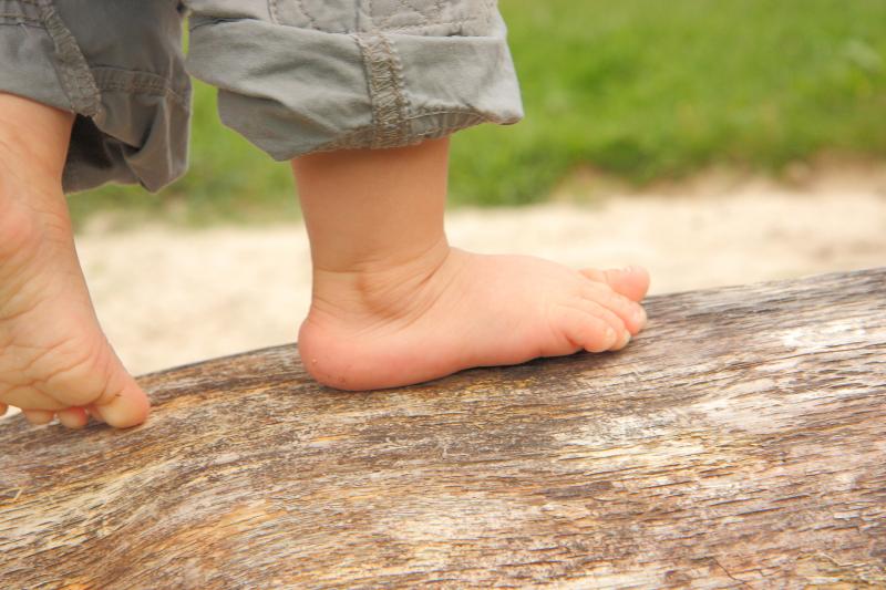voetjes voel ervaring