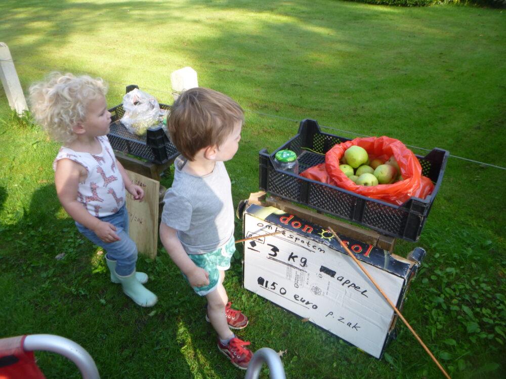 fruit kopen platteland
